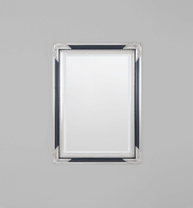 Warranbrooke - Florentine: Black/Silver 77x107cm