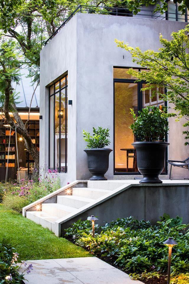 Garden Design Story Australian House Garden Modernlandscapedesign Modern Landscaping Modern Landscape Design House Exterior