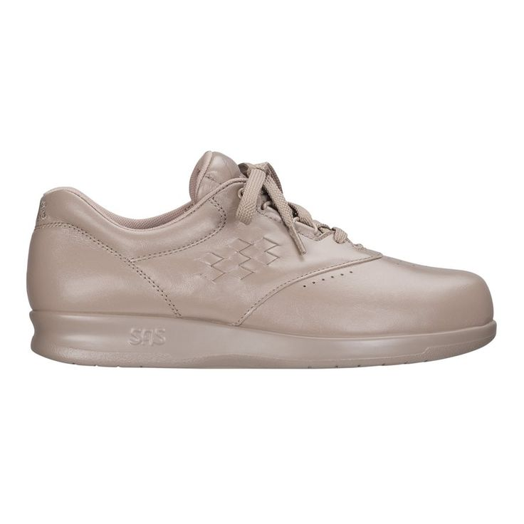 SAS Free Time lace-up walking shoe. We know you're busy, so here's a shoe to make those errands go by faster.