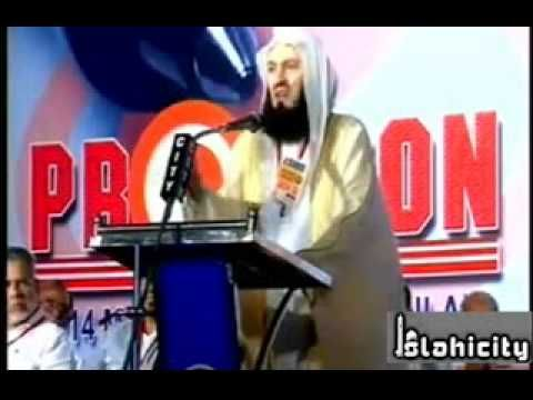 Mufti Ismail Menk - On Islam,for Peace ( PROFCON-2014 Inaugural Talk) - YouTube