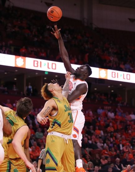 Notre Dame vs. Clemson - 1/7/17 College Basketball Pick, Odds, and Prediction
