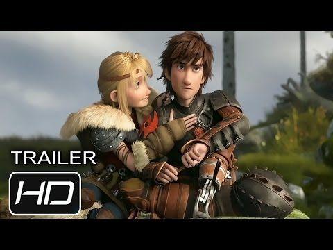 How To Train Your Dragon 2 ((subtitulado en español) - Estreno 2014