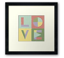 LOVE Artprint