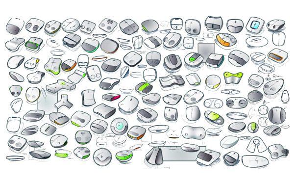 Personal Project + Sketch Wall by Rizki Tarisa, via Behance