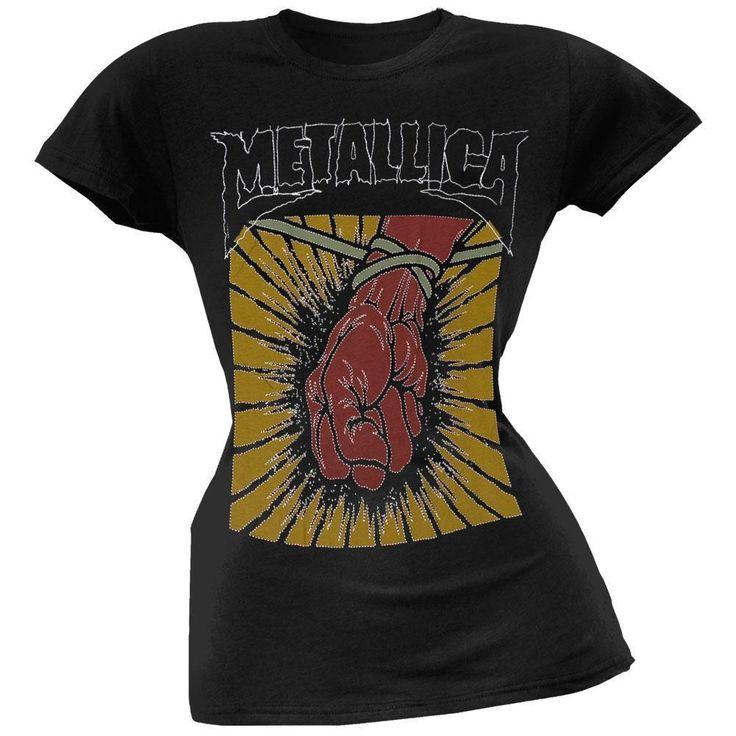 Metallica - St Anger Babydoll Juniors T-Shirt