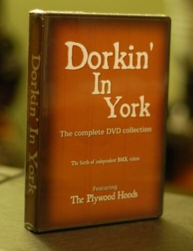 Books and Video 62130: Back In Stock Plywood Hoods Dorkin Dvd Box Set Nos Old School Bmx Videos Dvd Int -> BUY IT NOW ONLY: $55 on eBay!