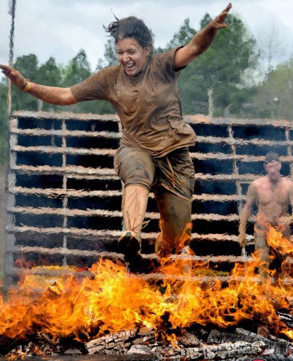 How to Train For A Mud Run: The Ultimate Way to Get Down & Dirty | Her Campus