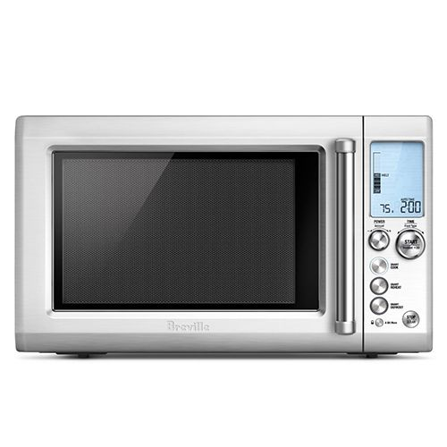 """Breville BMO734XL Quick Touch Microwave Oven Product Dimensions: (L) 20.5"""" x (D) 18"""" x (H) 12.5"""" • 35lbs"""