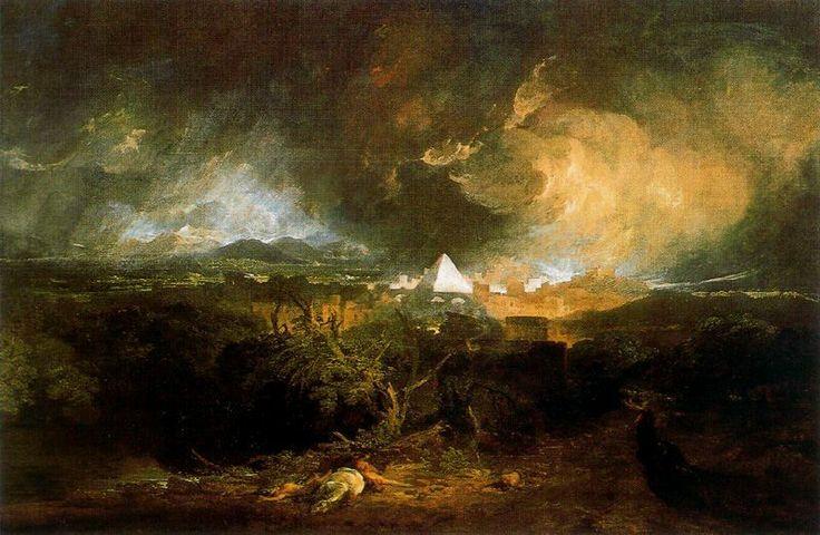 TURNER Breve reseña Joseph Mallord William Turner (Covent Garden, Londres , 23 de abril de 1775 - Chelsea, Londres, 19 de dicie...