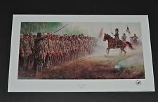 Mort Kunstler - The Pickett's Charge - Collectible Civil War Print