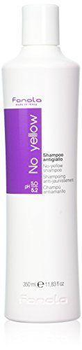 Verfügbar Fanola Kein Gelb Shampoo 350 ml #fanola #shampoo