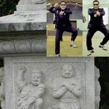 PSY Reveals The Origins Of 'Horseriding Dance'… 1000 Years Ago?