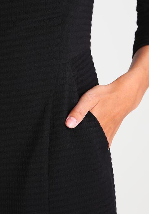 someday. QUALDA - Sukienka letnia - black - Zalando.pl