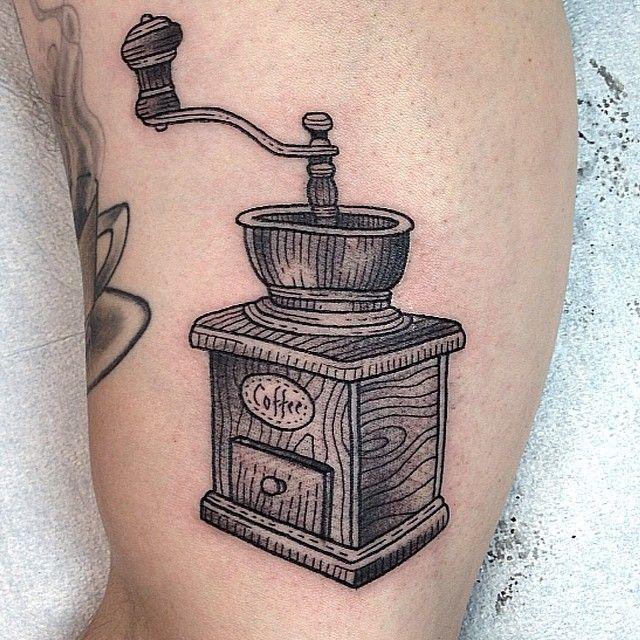 Woodcut Tattoo | Susanne König