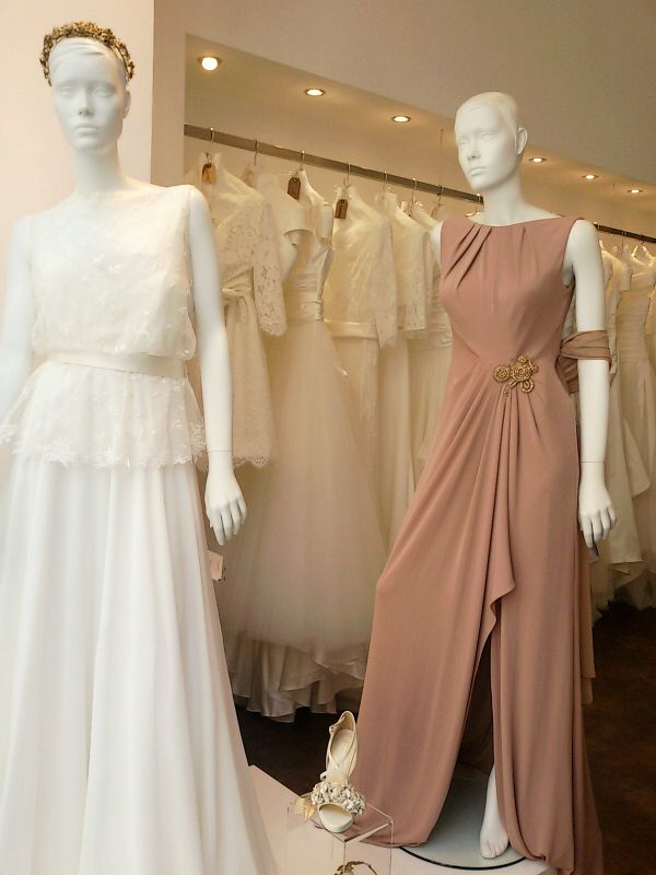 new wedding dresses and cocktail:tulle sposa via mazzini 4/F Torino