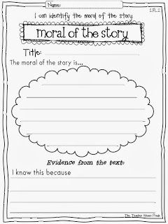 CCSS.ELA-LITERACY.RL.2.2 Recount stories, including fables and folktales from diverse cultures, and determine their central message, lesson, or moral.