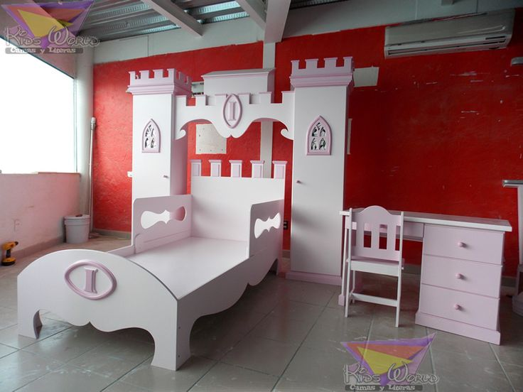 1000 images about loft bed on pinterest sons princess for Camas de princesas