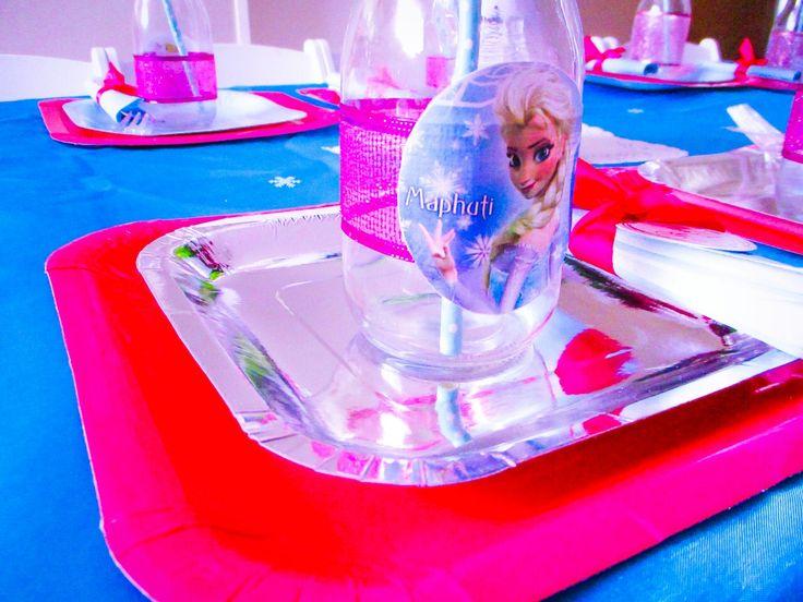 Frozen party Decor ideas