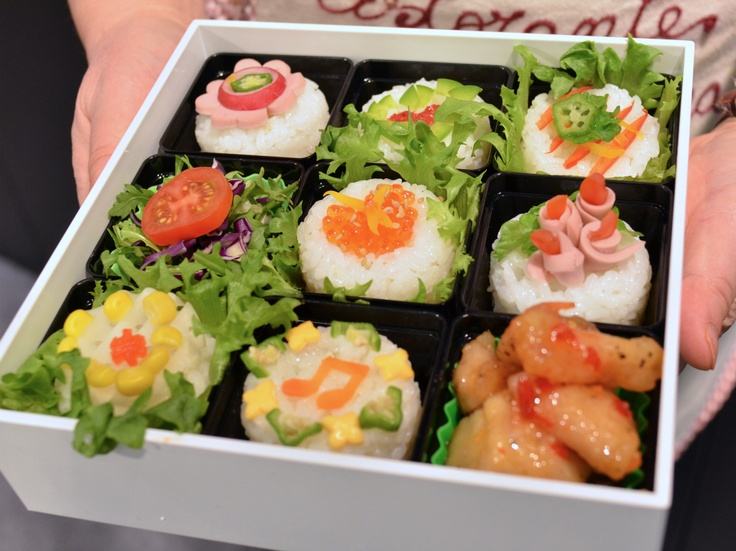 Decoben from Rie's bento and cooking