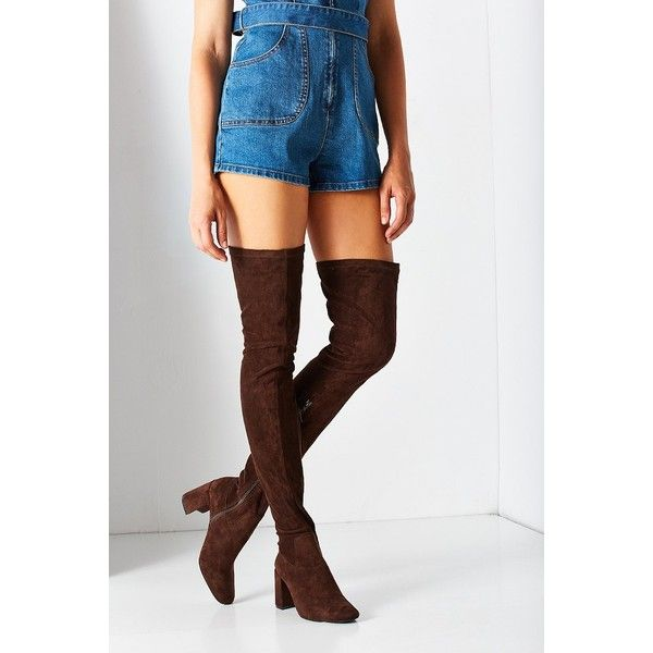 Best 25+ Brown thigh high boots ideas on Pinterest | Tan leather ...
