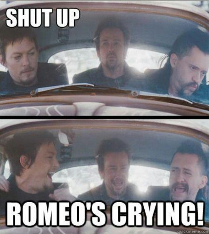Boondock Saints  Romeo S Car