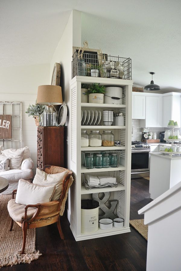 25 Best Ideas About Kitchen Bookshelf On Pinterest