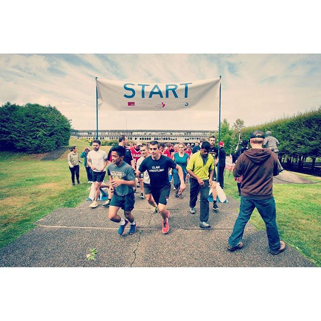 Ready, set, go! Register now for the Terry Fox walk/run events at all three campuses on October 2.