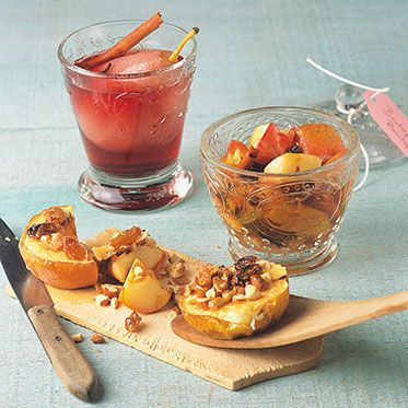 Bratapfel-Rumtopf Rezept | Küchengötter