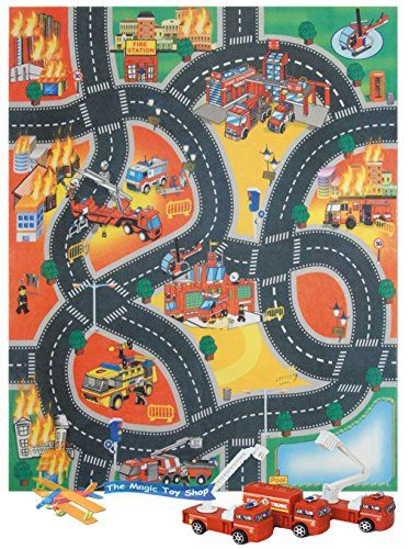 Fabric Roads For Toy Cars : Best images about car play mat on pinterest toys