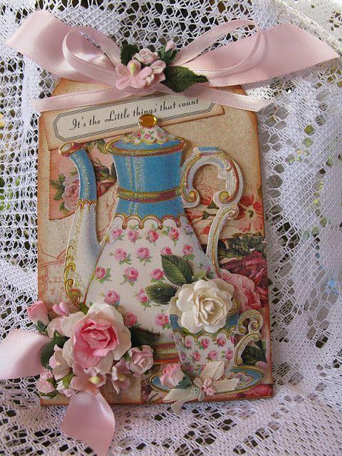 teatime tag (use tea stamps ) (design idea)