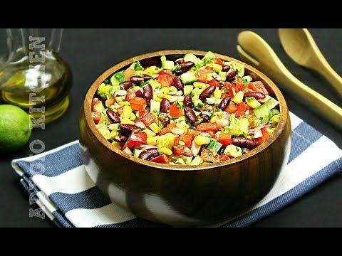 Salata mexicana / Salata Pico de Gallo   Adygio Kitchen - YouTube