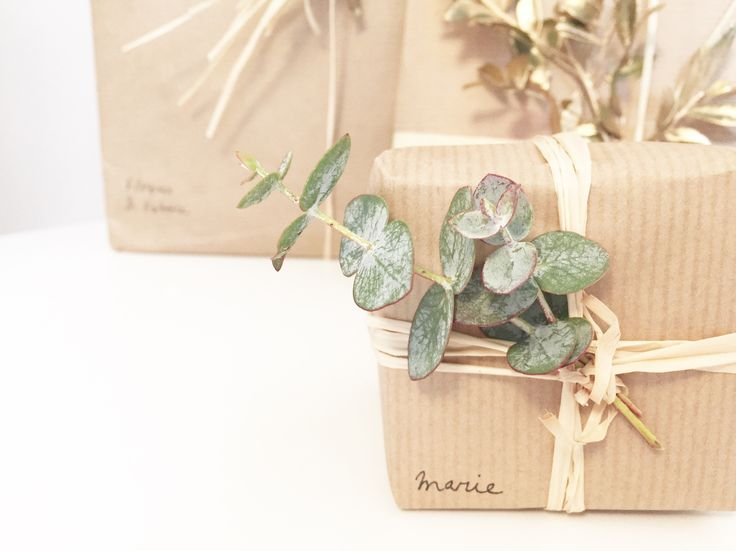Ready for Christmas !  #inspiration #gift #vegetal #minimalism