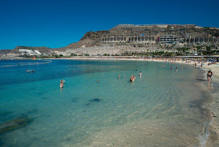 *Enjoy Amadores beach being our guest in Gloria Palace Royal* Disfruta la playa Amadores siendo nuestro huesped en Gloria Palace Royal. #GloriaPalaceRoyal #Beach