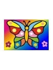 Planse M cu nisip colorat - Miocolorit – jucarii pentru copii – seturi creative