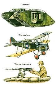20 best images about Technology of WWI on Pinterest   Warfare ...