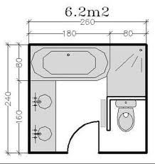 Best 25 salle de bain 6m2 ideas on pinterest - Implantation salle de bain 6m2 ...