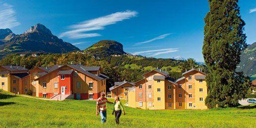 Landal Vierwaldstättersee   Vakantiepark Morschach - Centraal Zwitserland
