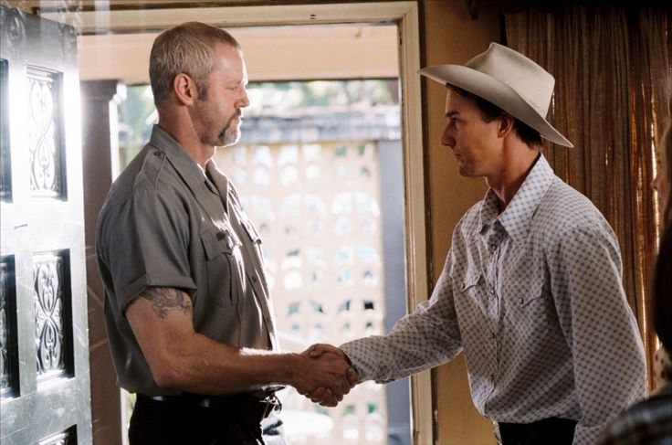 David Morse Edward Norton Down in the Valley