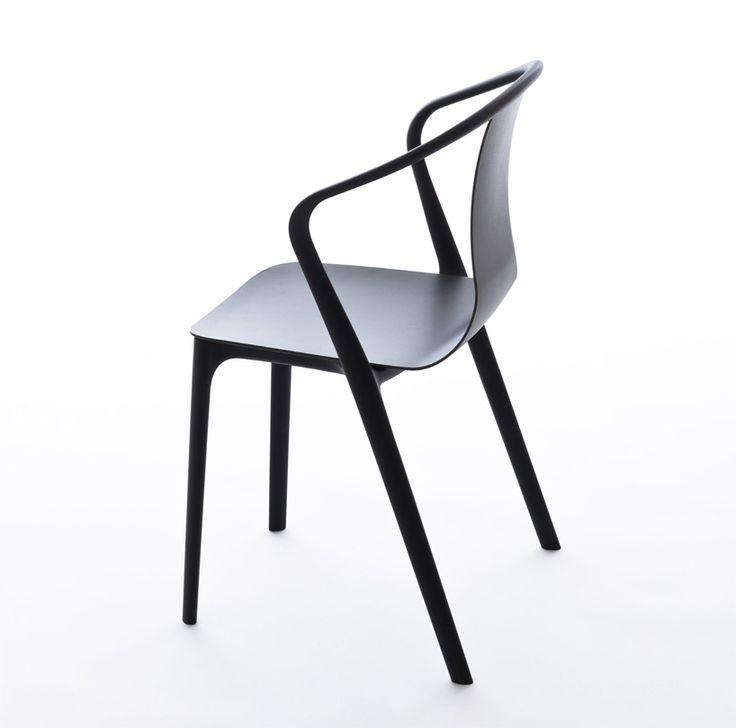 Belleville chair by Ronan + Erwan Bouroullec for Vitra
