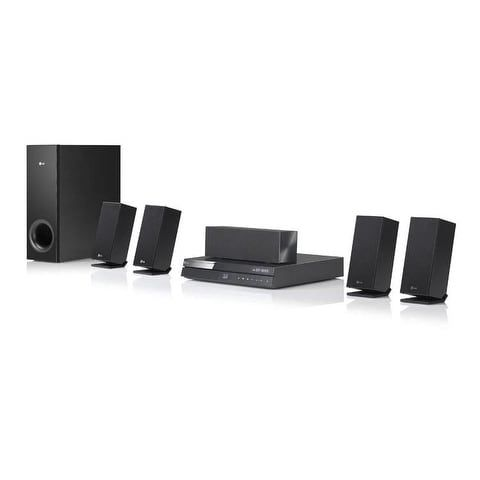 Refurbished LG BH6720S - 3D-Capable Blu-ray Disc Home Theater System with Smart TV and Wireless Connectivity #BBH6720S