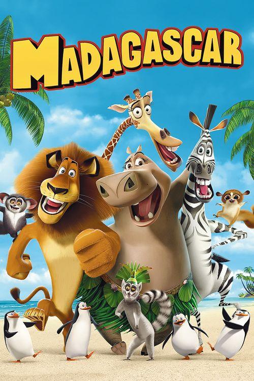 Watch Madagascar (2005) Full Movie Online Free
