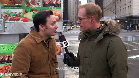 Joe Buck tries to show New York some love before calling this Sunday's Super Bowl, but New York ain't having it. [VIDEO]