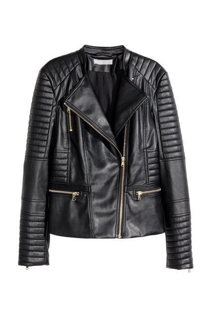 15 affordable faux leather jackets that look SO real