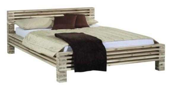 """""""Natürliches Bett aus massivem Akazienholz mit einer Liegefläche von 180x200 cm. Passende Lattenroste und Matratzen sowie Auflagen sind gegen Mehrpreis erhältlich. Weitere Größen können direkt in einer unserer zahlreichen XXXLutz-Filialen bestellt werden."""""""