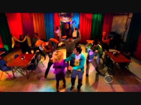 The Big Bang Theory - Raj goes Bollywood - YouTube