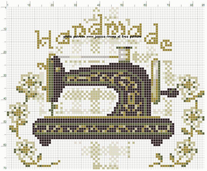 Handmade (sewing machine)
