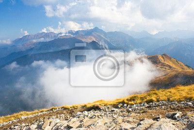 Fototapeta Czerwone Wierchy, Tatra Mountains, Poland