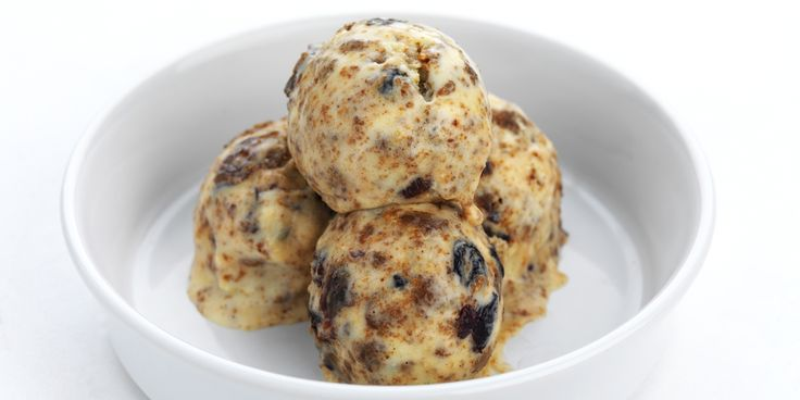 Marcello Tully's Christmas ice cream recipe uses leftover Christmas pudding to create a sublime dessert to enjoy over the festive period