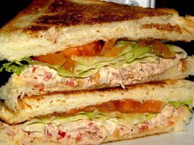 Bocadillo de atún y queso   Delicioso pan cubano, preparacion paso a paso...Sírvalo,cocínelo y disfrútelo- Comida cubana