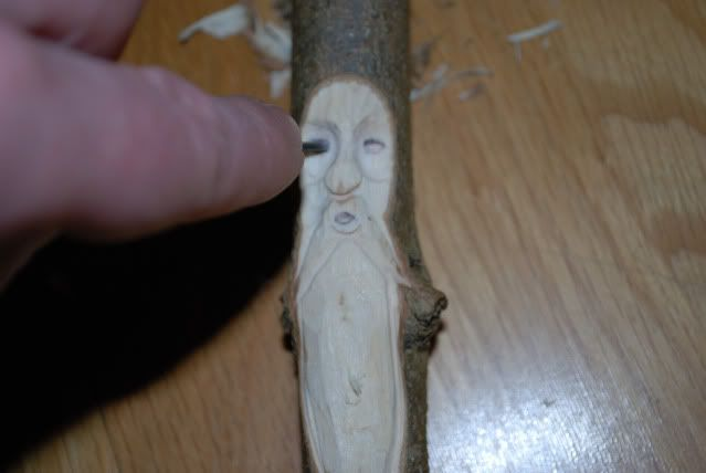 Images about how to carve a wood spirit on pinterest